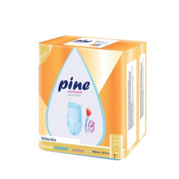 Pine Felnőtt Nadrágpelenka, XL-es, 7 db