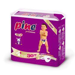 Pine Prémium pelenka Maxi+ 4, 9-20 kg, 30 db