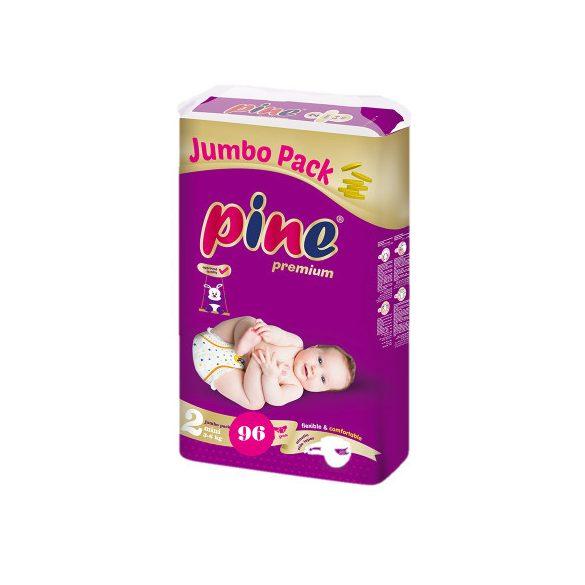 Pine Prémium pelenka Mini 2, 3-6 kg, 96 db