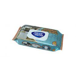 Fresh Mesh  nedves kérámia  torlokendő fedeles, 40 db