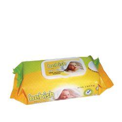 Honey Bebish baba nedves törlőkendő, 72 db