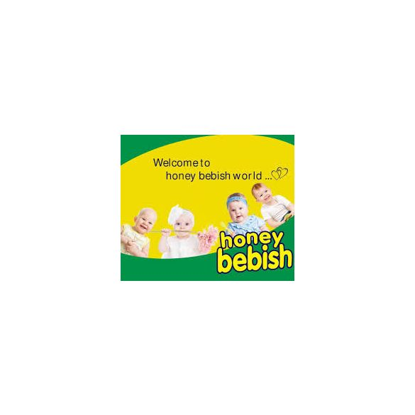 Honey Bebish Gazdaságos  pelenka, Junior 5, (11-25 kg), 36 db