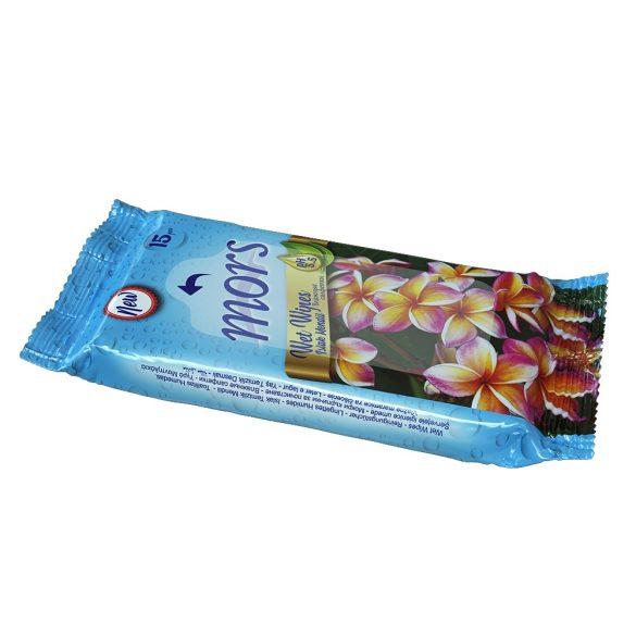 Mors Floral E-vitamin nedves törlőkendő  15 db
