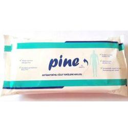 Pine Felnőtt Inkontinencia Intim testápoló törlőkendő 52 db